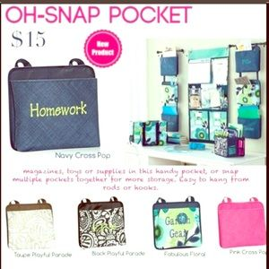 NWT, 2 Thirty-One Oh-Snap Pockets
